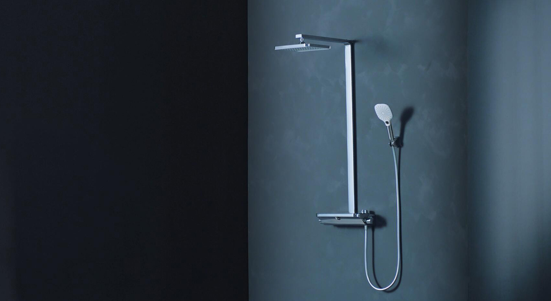 大白®U悦置物淋浴花洒   产品宣传片